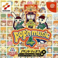 <a href='http://www.playright.dk/info/titel/popn-music-4-append-disc'>Pop'n Music 4: Append Disc</a>   19/30