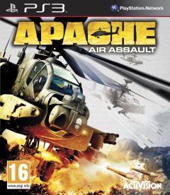 Apache: Air Assault (EU)