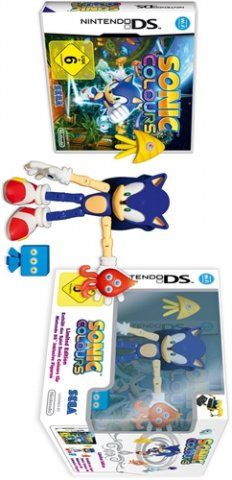 Sonic Colours [Special Edition] (EU)