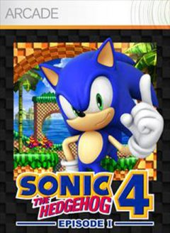 Sonic The Hedgehog 4: Episode I (US)