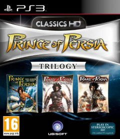 Prince Of Persia Trilogy (EU)