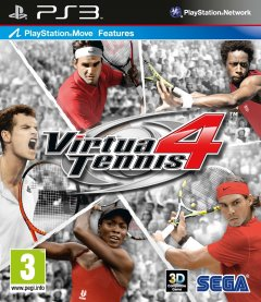 Virtua Tennis 4 (EU)