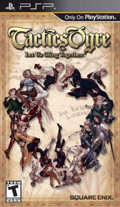 Tactics Ogre: Let Us Cling Together (US)