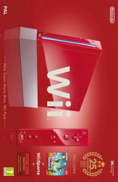 Wii [Red]