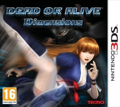 Dead Or Alive: Dimensions (EU)