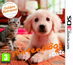 Nintendogs + Cats: Golden Retriever & New Friends (EU)