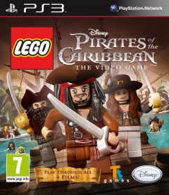 Lego Pirates Of The Caribbean: The Video Game (EU)