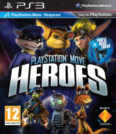 PlayStation Move Heroes (EU)
