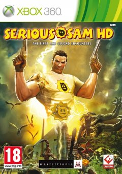 Serious Sam HD: The First And Second Encounters (EU)