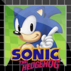 Sonic The Hedgehog (EU)