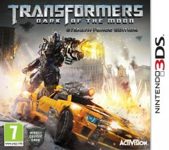 Transformers: Dark Of The Moon (EU)