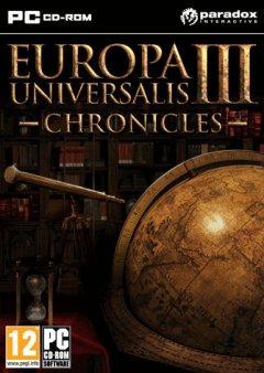 Europa Universalis III: Chronicles (EU)