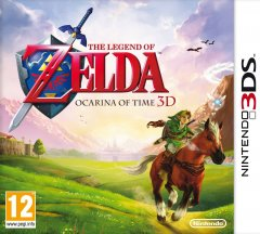 Legend Of Zelda, The: Ocarina Of Time (EU)