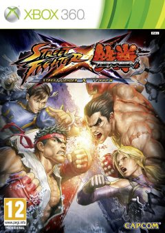 Street Fighter X Tekken (EU)