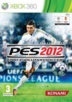Pro Evolution Soccer 2012 (EU)