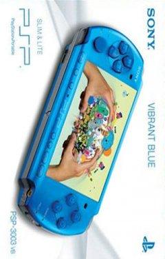 PSP-3000 [Vibrant Blue]