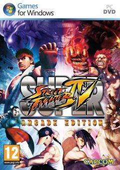 Super Street Fighter IV: Arcade Edition (EU)