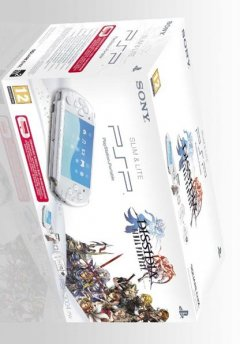 PSP-3000 [Pearl White] [Dissidia: Final Fantasy Bundle] (EU)