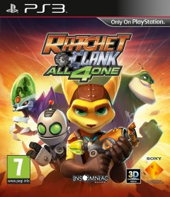 Ratchet & Clank: All 4 One (EU)