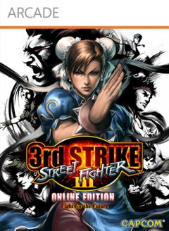 Street Fighter III: 3rd Strike: Online Edition (US)