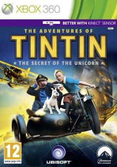 Adventures Of Tintin, The: The Game (EU)