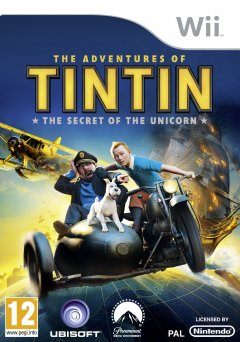 Adventures Of Tintin, The: The Game (EU)