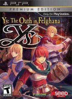 Ys: The Oath In Felghana [Premium Edition] (US)