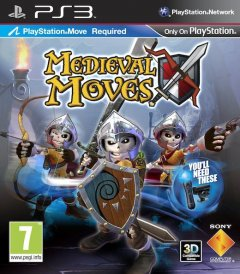 Medieval Moves: Deadmund's Quest (EU)