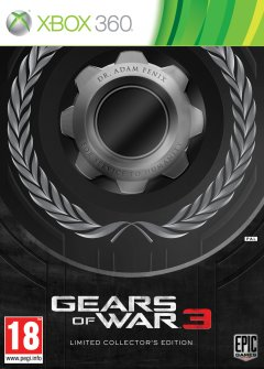 Gears Of War 3 [Limited Collector's Edition] (EU)