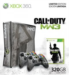 Xbox 360 S [320 GB Call Of Duty: Modern Warfare 3 Limited Edition] (US)
