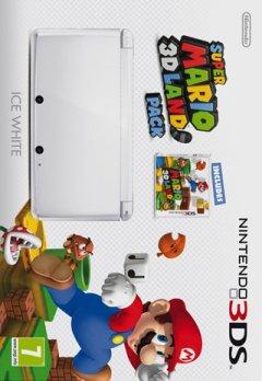 Nintendo 3DS [Ice White] (EU)