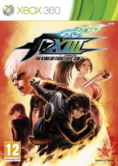 King Of Fighters XIII, The (EU)