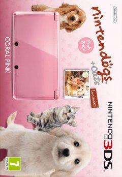 Nintendo 3DS [Coral Pink] (EU)