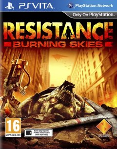 Resistance: Burning Skies (EU)