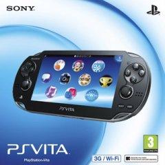 PlayStation Vita [3G / Wi-Fi] (EU)