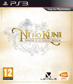 Ni No Kuni: Wrath Of The White Witch (EU)