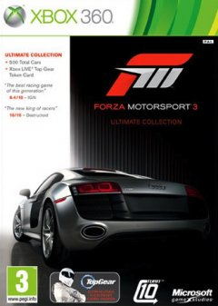 Forza Motorsport 3: Ultimate Collection (EU)