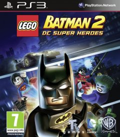 Lego Batman 2: DC Super Heroes (EU)