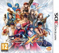 Project X Zone (EU)