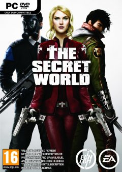 Secret World, The (EU)