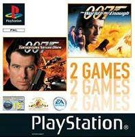 <a href='http://www.playright.dk/info/titel/007-tomorrow-never-dies-+-007-the-world-is-not-enough'>007: Tomorrow Never Dies / 007: The World Is Not Enough</a> &nbsp;  9/30