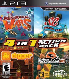 <a href='http://www.playright.dk/info/titel/4-in-1-action-pack'>4 In 1 Action Pack</a> &nbsp;  30/30
