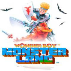 Wonder Boy In Monster Land (EU)