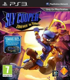 Sly Cooper: Thieves In Time (EU)