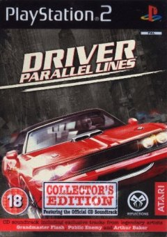 Driver: Parallel Lines [Collector's Edition] (EU)