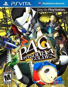 Persona 4: Golden (US)