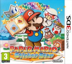 Paper Mario: Sticker Star (EU)