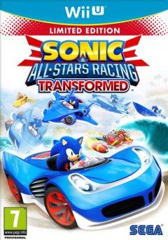 Sonic & All-Stars Racing Transformed (EU)