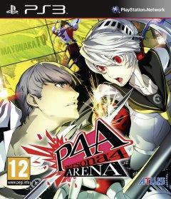Persona 4 Arena (EU)
