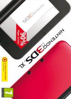 Nintendo 3DS XL [Red / Black] (EU)